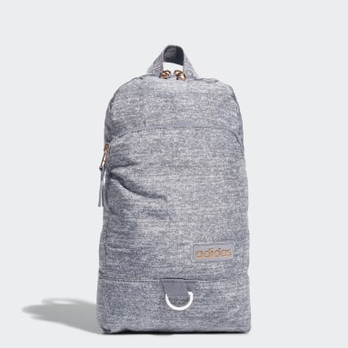 Women's Essentials Grey Essentials Convertible Crossbody Bag