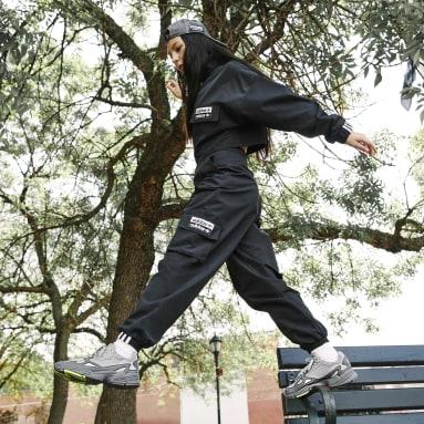 Zapatillas Falcon Gris Mujer Originals