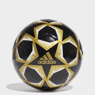 Men Football Black UCL Finale 20 Club Ball