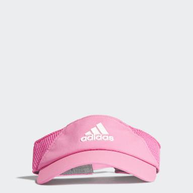 Udendørshockey Pink AEROREADY solskærm