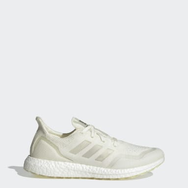 Running White Made To Be Remade Ultraboost Shoes