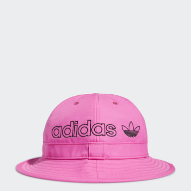 Originals Pink Bell Bucket Hat