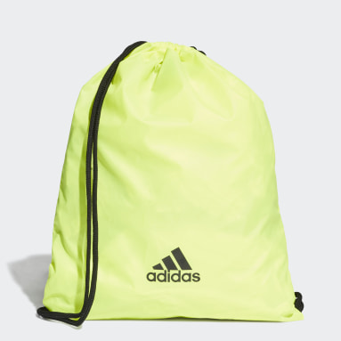 Tennis Yellow Run Gym Bag