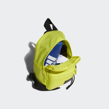 Women Sport Inspired Yellow adidas Tailored For Her Backpack Extra Small