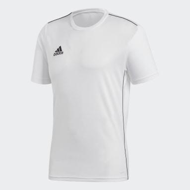 Camiseta entrenamiento Core 18 Blanco Hombre Gimnasio Y Entrenamiento