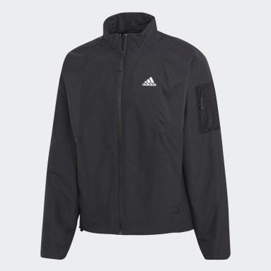 Men's Lifestyle Black Back-to-Sport Lined Insulation Jacket