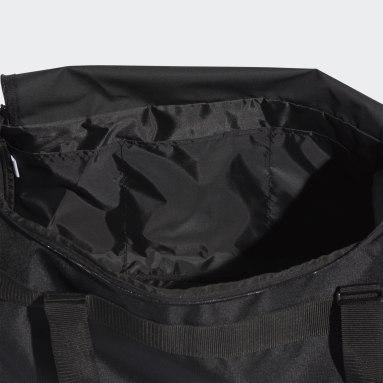 Pozemní Hokej černá Taška Convertible 3-Stripes Duffel Large