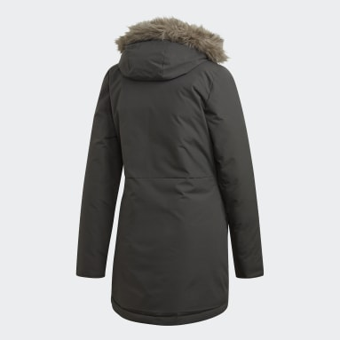 Parka XPLORIC Verde Donna City Outdoor