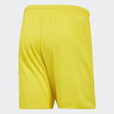 Men Football Yellow Parma 16 Shorts