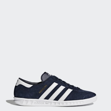 Originals Blue Hamburg Shoes
