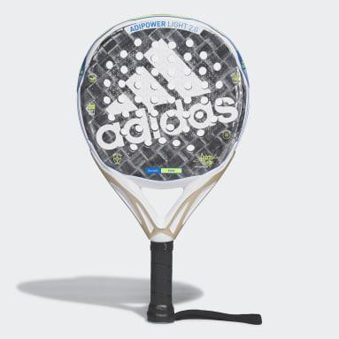 Padel Tenis Siva Padelová aketa Adipower Light 2.0