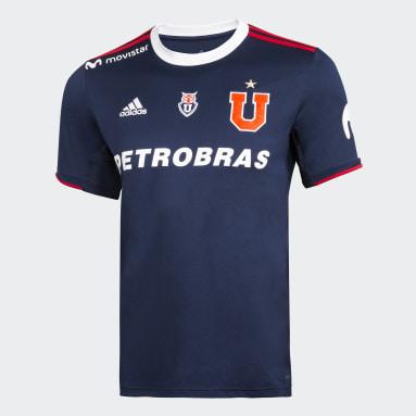 Camiseta de Local Universidad de Chile Niño (UNISEX) Azul Niño Fútbol