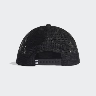Jockey Snapback Trucker (UNISEX) Negro Training