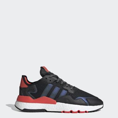 Dam Originals Svart Nite Jogger Shoes