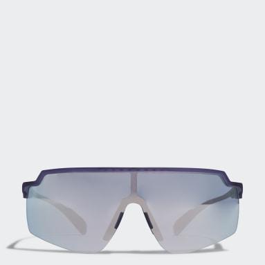 Lunettes de soleil Sport SP0018 Violet Cyclisme