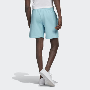 Men Originals Blue LOUNGEWEAR Essentials Shorts