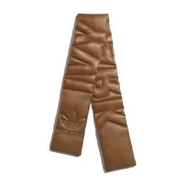 Originals Brown Padded Scarf