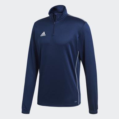 Camiseta entrenamiento Core 18 Azul Hombre Gimnasio Y Entrenamiento