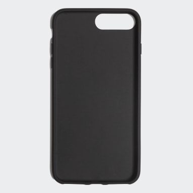 Originals Zwart Basic Logo Case iPhone 8+