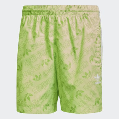 Men Originals Green LINAOP SWIM