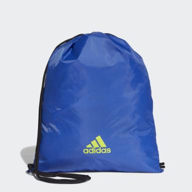 Běh modrá Taška Running Gym