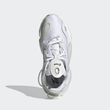 Women Originals White Torsion X Shoes