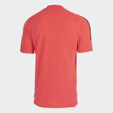 Camiseta São Paulo FC Rosa Homem Futebol