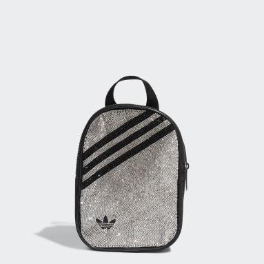 Women Originals Silver Mini Backpack