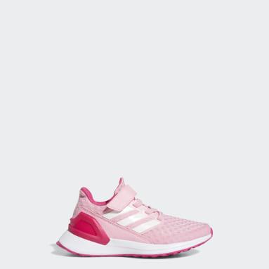 Kids Training Pink RapidaRun Shoes