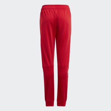 Kids Originals Red Adicolor Track Pants