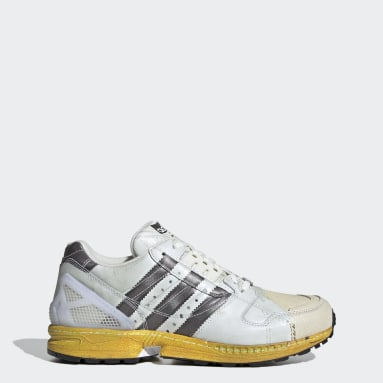 Originals White ZX 8000 Superstar Shoes