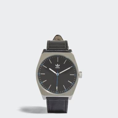 PROCESS_L1 Klokke Sølv