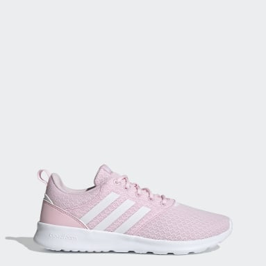 Sapatos QT Racer 2.0 Rosa Mulher Walking