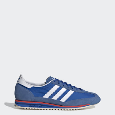 Chaussure SL 72 Bleu Originals