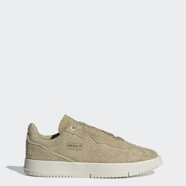 Originals Supercourt Premium Schuh Beige