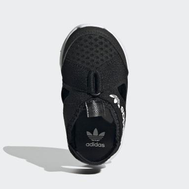 Deti Originals čierna Sandále 360