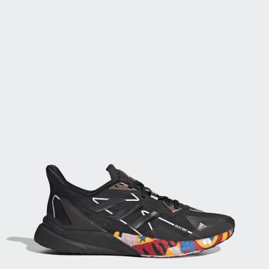 Women Running Black X9000L3 HEAT.RDY Shoes