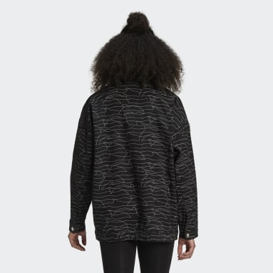 Women Originals Black Fakten Jacket