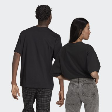 Originals Black Adicolor Premium Tee (Gender Neutral)