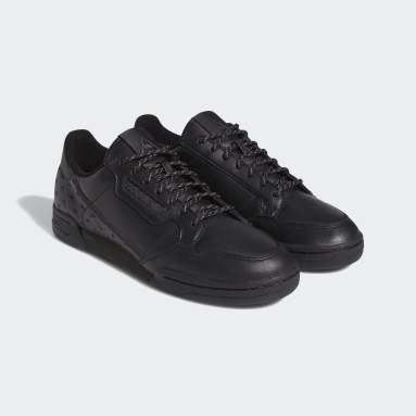 Chaussure Continental 80 Pharrell Williams Noir Originals