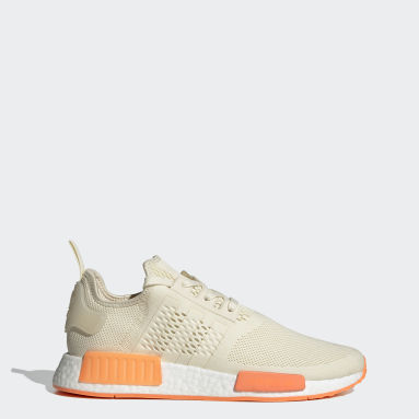 Originals White NMD_R1 Shoes