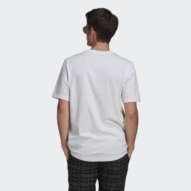 Camiseta London Trefoil Blanco Originals