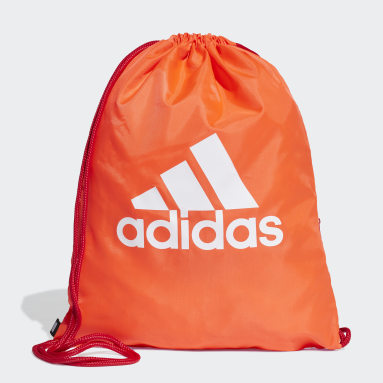 Tennis Orange Gym Sack