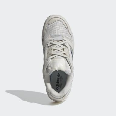 Tenis ZX 8000 Blanco Mujer Originals