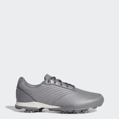 Women Golf Grey Adipure DC2 Golf Shoes