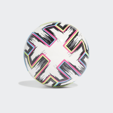Fodbold Hvid Uniforia minibold
