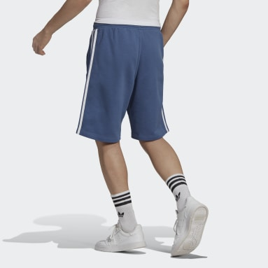 Short 3-Stripes Bleu Hommes Originals