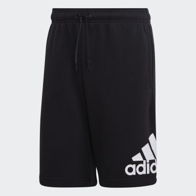 Shorts Must Haves Badge of Sport Negro Hombre Essentials