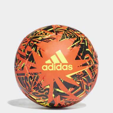 Muži Futbal oranžová Lopta Messi Club