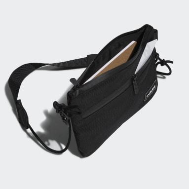 Sport Inspired สีดำ กระเป๋าสะพายสไตล์สตรีท